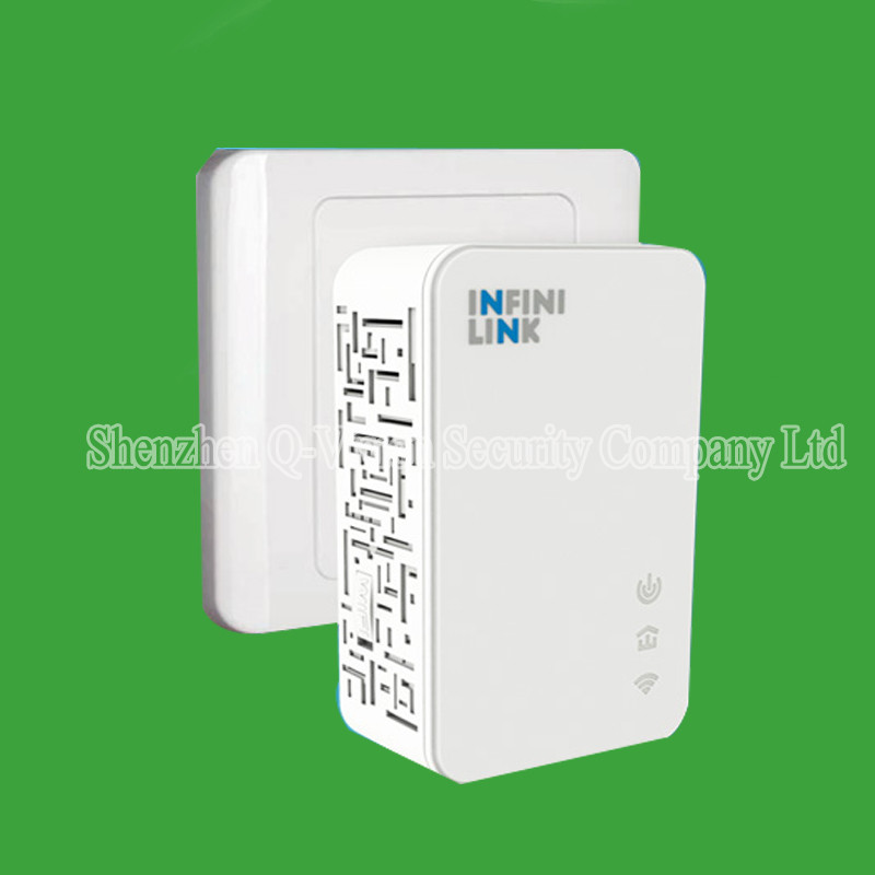 5-UKEUUS Broadlink DNA 200M Wireless WIFI Router Powerline Carrier Extender Wireless Smart Router WIFI Range Extender Automation