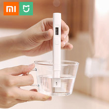 Xiaomi probador de calidad del agua Mjia TDS, pluma portátil de prueba de calidad del agua, detección de pureza, TDS 3 EC, bolígrafo Digital inteligente