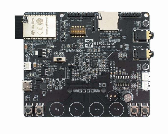 ESP32-LyraTESP32-LyraT