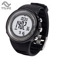 TTLIFE Mens Watches Altimeter Barometer Thermometer Hiking Climbing Sports Watch Digital Backlight 50M Waterproof Wrist Watches