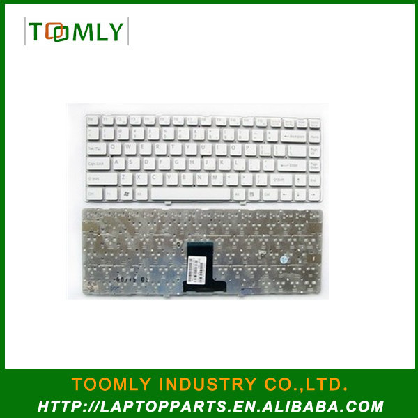 US Layout Laptop Keyboard For Sony VPC EA Series V081678D 550102L06-203-G S1019002996 148792021 Notebook