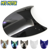 Motorcycle Accessories Windscreen Windshield for Harley Dyna Softail Sportster Road King Forty Eight