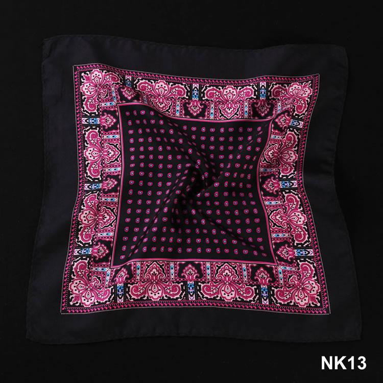 NK13 HN09L Black Hot Pink floral (2)