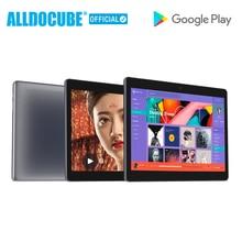 Ветвью ALLDOCUBE и M5XS Android 8 4 аппарат не привязан к оператору сотовой связи 10,1 дюмов МТК X27 10-ядерный Телефонный звонок Планшеты ПК 1920*1200 FHD ips, 3 Гб оперативной памяти, Оперативная память 32 GB Встроенная память gps Dual SIM