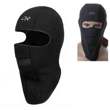 Wind Stopper Face Mask Thermal Fleece Balaclava Hat Hood Ski Bike New Caps Neck Warmer Winter