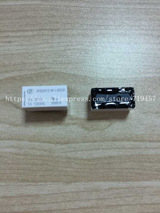 FREE SHIPPING 10PCS/LOT  HFD2/012-M-L2 Relay