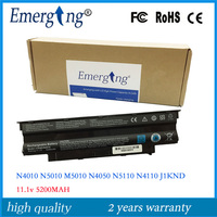 6cells 11 1V 5200Mah New High Quality Laptop Battery For Dell J1KND N4010 N5010 M5010 N4050