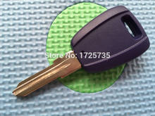 1 Pc Nieuwe Vervanging Case Transponder Ignition Key Shell Geen Chip In Voor Fiat Punto Punto Seicento Ongesneden Blade GT15R geen Logo(China)