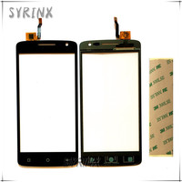 Syrinx With 3M Tape Touch Panel For Doogee DG700 Touch Screen Digitizer Front Glass Replacement For