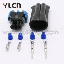 3 комплекта 2 Булавки/способ Авто Пластиковый Электрический автомобиль Инструменты для наращивания волос водонепроницаемый