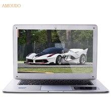 Amoudo-6c плюс 4 ГБ ram + 64 ГБ ssd intel core i5-4200u/4210u/4250u процессор windows 7/10 система ультратонкий ноутбук ноутбук