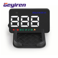Geyiren new a5 hud 3 5 inch gps car head up display windshield projector speedometer overspeed.jpg 200x200