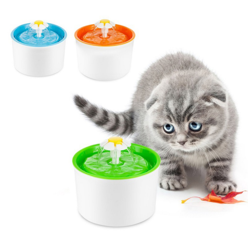 Inteligente 2 Cargados Gato Gatos Fuente De Agua De Filtro De Alimentadores Accesorios Automática Perros Universal Suministros Para Mascotas Y Perro