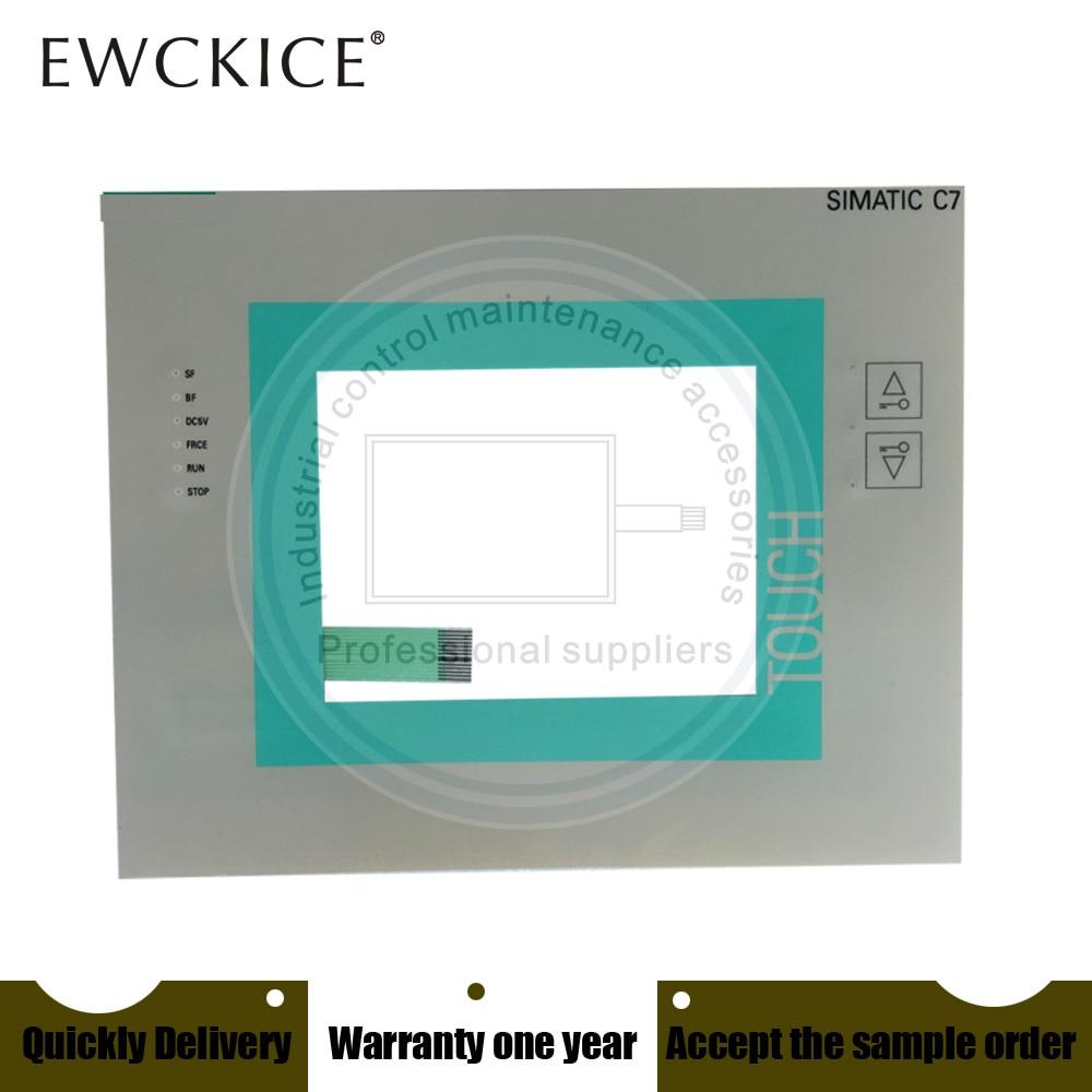 NEW 6ES7635-2EC03-0AE3 C7-635 6ES7 635-2EC03-0AE3 HMI PLC Membrane Switch keypad keyboard membrane keyboard for 6es7633 2se00 0ae3 6es7 633 2se00 0ae3 6es7633 2df00 0ae3 6es7 633 2df00 0ae3 c7 633