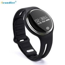 Hcandice Hot Selling  IP67 Waterproof Bluetooth Smart Bracelet Watch Sport Healthy Pedometer Sleep Monitor Gift Feb 16