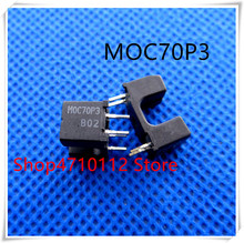 NEW 10PCS/LOT MOC70P3 Opto sensor Interrupter Transmissive Photointerrupter