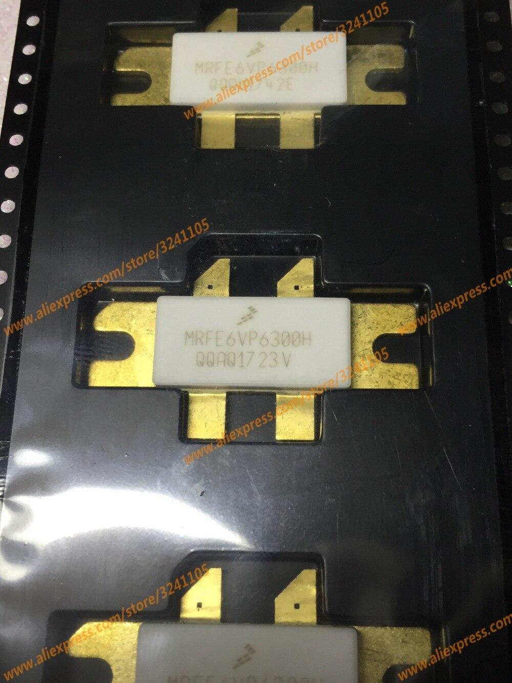 Free Shipping New Original  MRFE6VP6300H  MRFE6VP6300HR5 With Taping