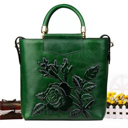 Gemacht Gewohnheit Großhandel Leder Green Nehmen Echtem Dame Geldbörsen Aus Material purple Gut Italien red Handtaschen Tasche Logo Private Handwerkskunst zqRwxwdH