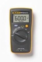 Fluke 101 Basic Palm sized Mini Pocket auto range Digital Multimeter for AC/DC Voltage Resistance Capacitance