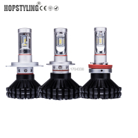 Hopstyling G10 H4 H7 H8 H9 H11 H1 9005 9006 H3 9004 9007 ZES LED Headlight