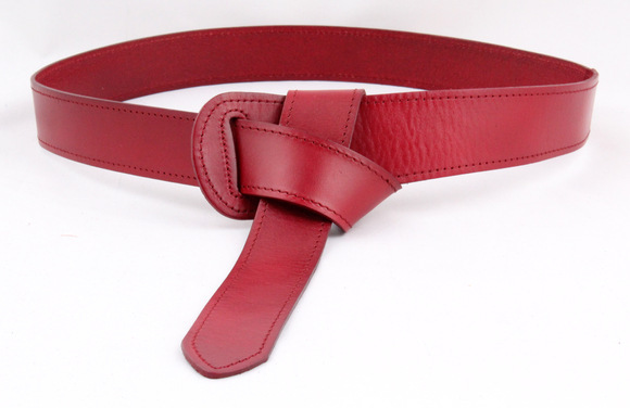 New Design Of Women's Genuine Leather Belt