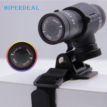 2017 New Full HD 1080P DV Mini Waterproof Sports Camera Bike Helmet Action DVR Video Cam Superior Quality Mar30