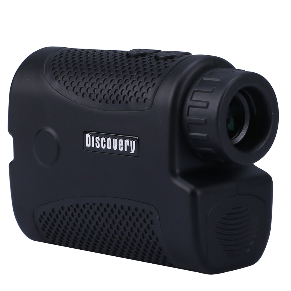 ELECALL Télescope laser télémètres mètre de distance Numérique 6X600 m Monoculaire chasse golf laser range finder ruban à mesurer