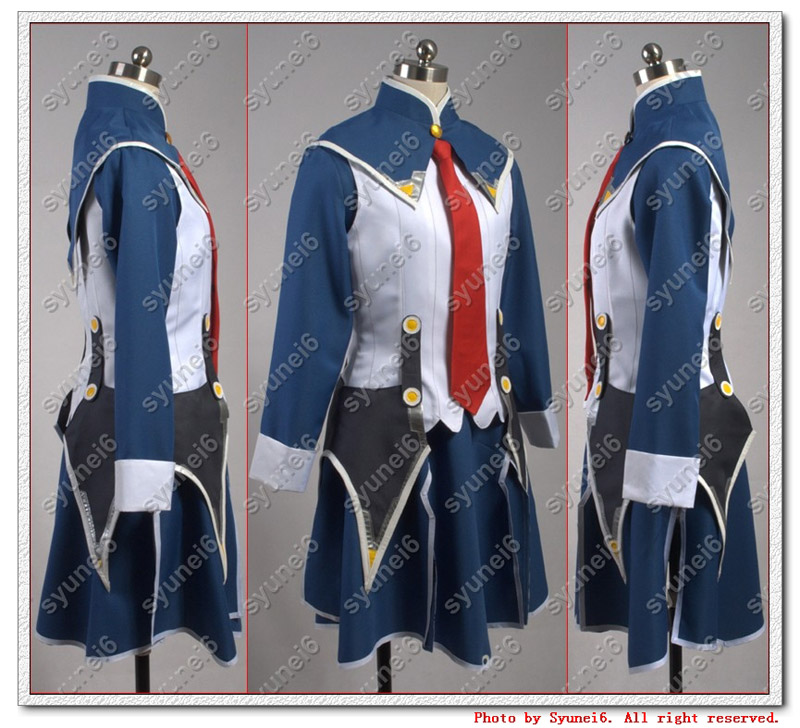 Cosplay Yumemi Uniformes Personnalisée Taille Hoshino Planetarian Livraison Costume Gratuite ZXWTxW