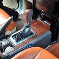 23 PCS Cor De Madeira 3D Tampa Do Painel de Bordo Interior Acessórios Do Painel Para Toyota Prado FJ 150 2010-2014