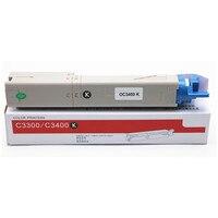 High quality printing Toner For OKI 43459324 43459323 43459322 43459321 For OKI C3300 C3400 C3530 C3520 C3500 C3600