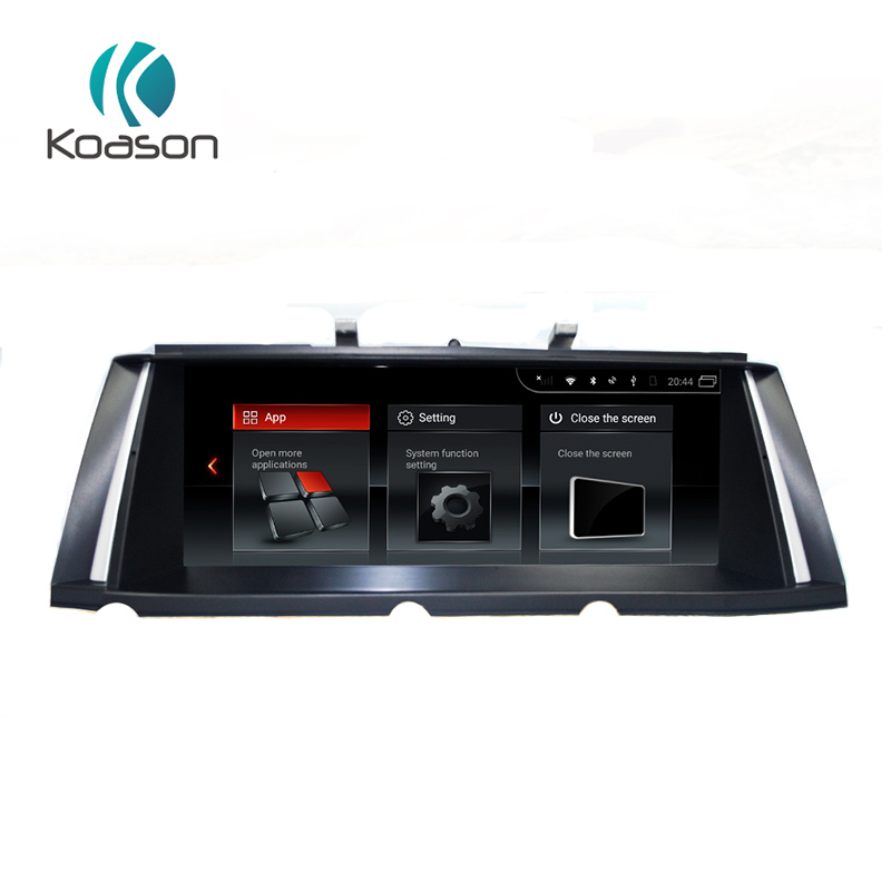 Koason 10.25 inch IPS Screen Android 7.1 System Car Audio Multimedia Player for BMW 7 Series F01 CIC 2009-2012 GPS navigation