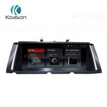 Koason 10,25 дюйма ips Экран Android 7,1 Системы Car Audio мультимедийный плеер для BMW 7 серии F01 CIC 2009-2012 gps навигации