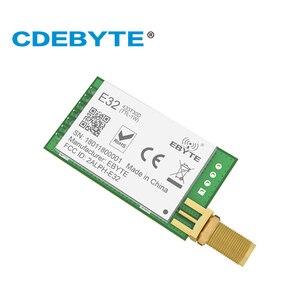 Image 5 - 10 teil/los 433MHz SX1276 LoRa UART Wireless Transceiver E32 433T30D IoT 433 mhz 30dBm Sender Empfänger Lange Palette Übertragung