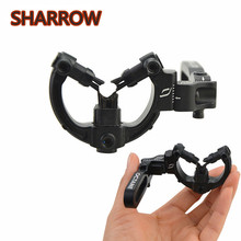 1Pc Archery Arrow Rest Adjustable Right Left Hand Brush Capture For Compound Bow Training Shooting Accessories tp811c archery capture brush arrow rest camouflage