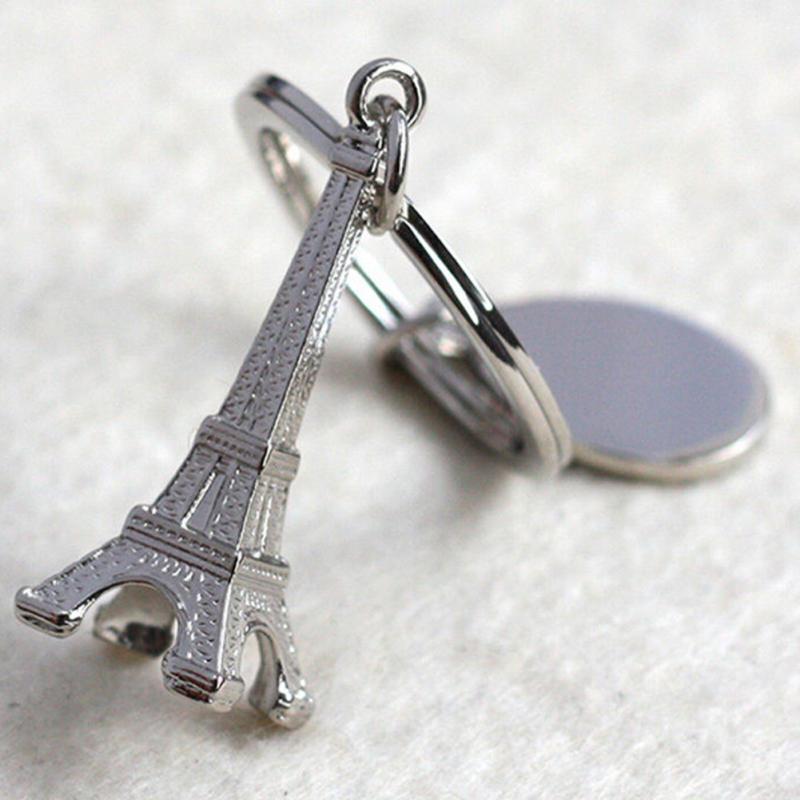 Tour Eiffel porte-clés pour clés Souvenirs Paris Tour porte-clés - Bijoux fantaisie - Photo 4