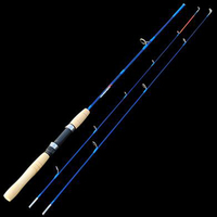 2016 New ML UL 1 5M Spinning Rod Ultralight Spinning Rods Ultra Light Spinning Lure Fishing