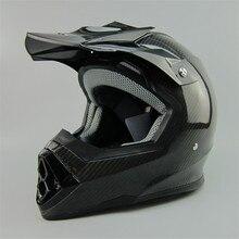 Бесплатная доставка Мотоциклетный шлем углеродного волокна Off Road шлем мотоцикл Мотокросс шлем горные велосипед AMU Q5 скутер шлем