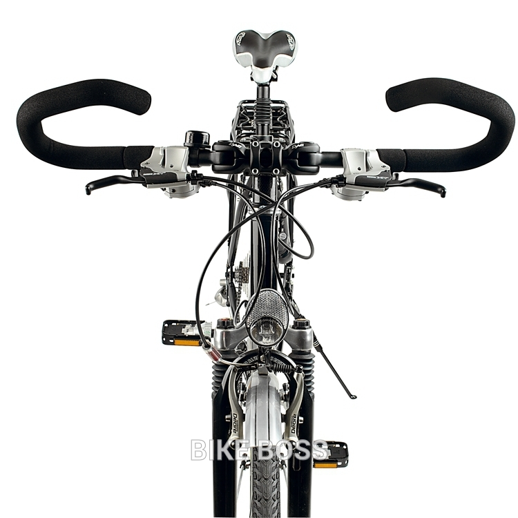 Humpert X-ACT AHS Aluminium Alloy Adjustable Bicycle Handlebar 31.8mm