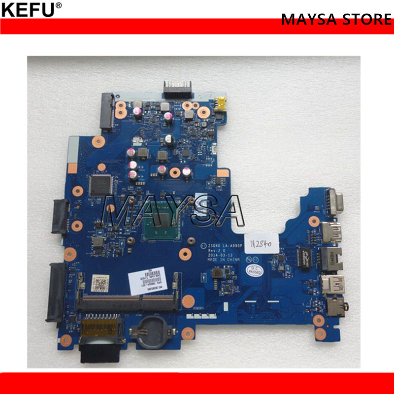Laptop Motherboard Fit For HP 240 G3 14-R 788004-501 Notebook motherboard ZS040 LA-A995P Laptop Motherboard Fit For HP 240 G3 14-R 788004-501 Notebook motherboard ZS040 LA-A995P