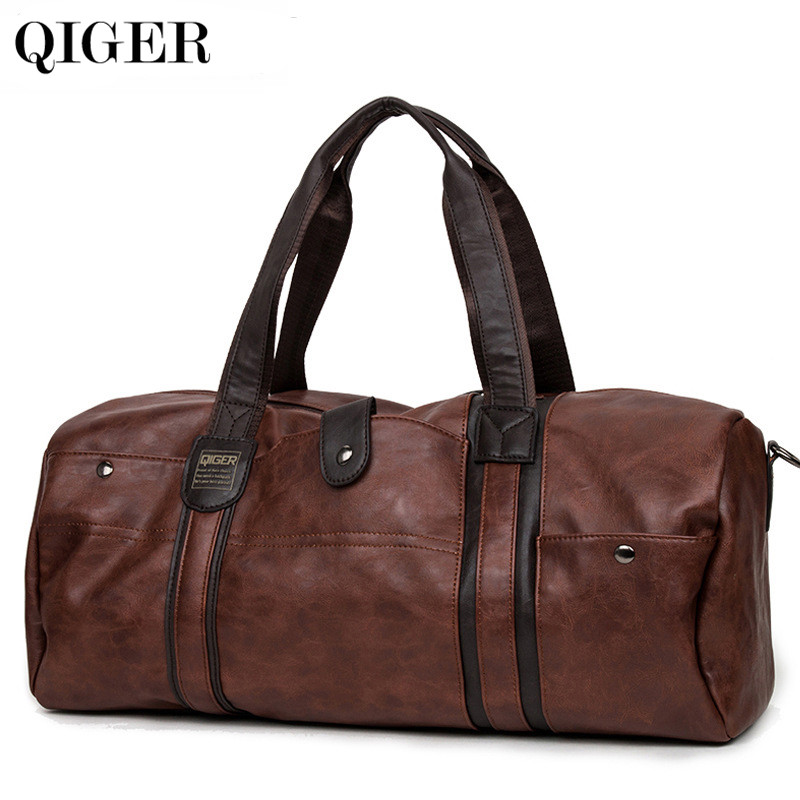 Online Get Cheap Mens Leather Travel Bag -Aliexpress.com | Alibaba ...