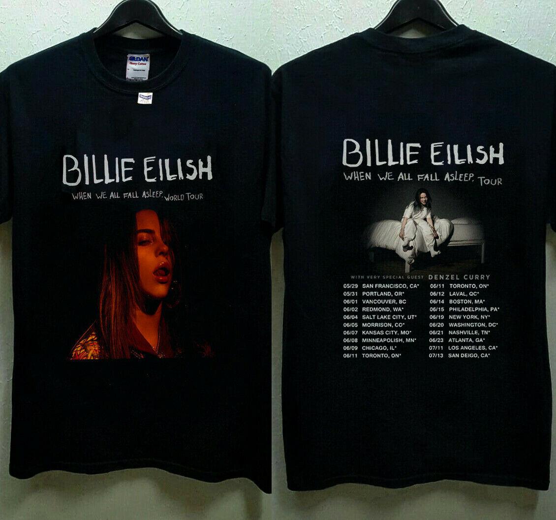 Billie Eilish World Tour…