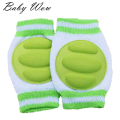 1Pair Hot Baby Legs Warmers Kids Safety Crawling Cushion Infant Toddlers Knee Pads Protector Leg Warmer Boys Girls Short Kneecap