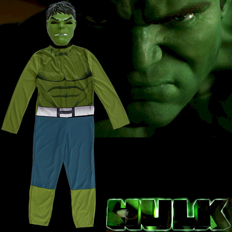 New Kids Marvel Avengers Basic Incredible Hulk Fancy dress Boyu0027s superhero jumpsuit halloween costume 4 6years-in Boys Costumes from Novelty u0026 Special Use ...  sc 1 st  AliExpress.com & New Kids Marvel Avengers Basic Incredible Hulk Fancy dress Boyu0027s ...