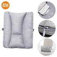 Xiaomi 8H Lumbar Cushion Soft Memory Foam Protect Lumbar For Office Camping Car Rest Relax Health Care 68