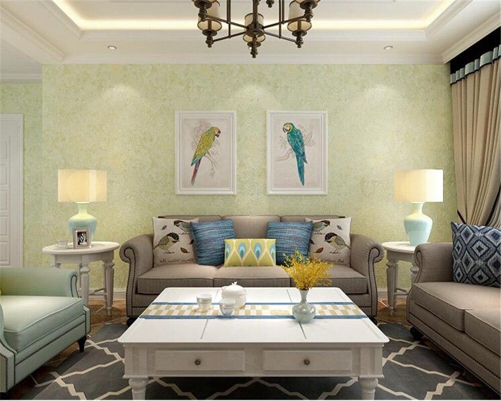 Beibehang Reine Farbe Fleckige Retro Old Tapete Grau Amerikanische Wohnzimmer Schlafzimmer Hohe Profil Starke Vliesstoffe