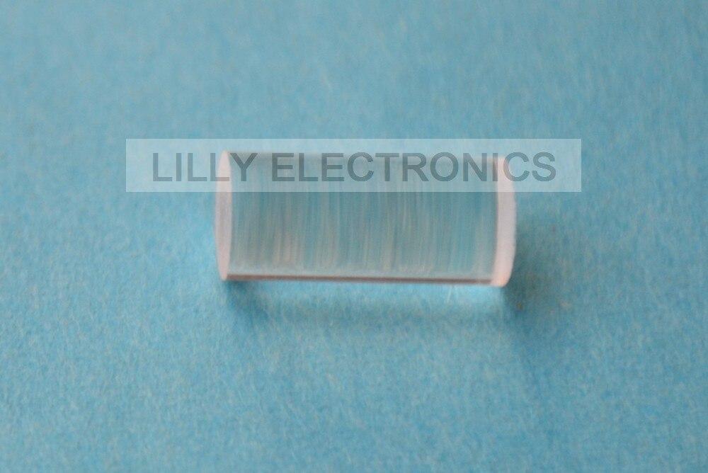 120 Degree Cylinder Line Glass Lens Laser Optical Lenses 3x6.7mm