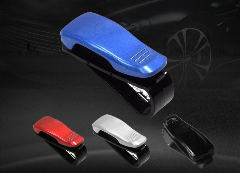 2017 neue Auto Auto Sonnenblende Clip Halter for Suzuki Jimny The Kizashi Grand Vitara SX4 VITARA Works Baleno Celer accessories