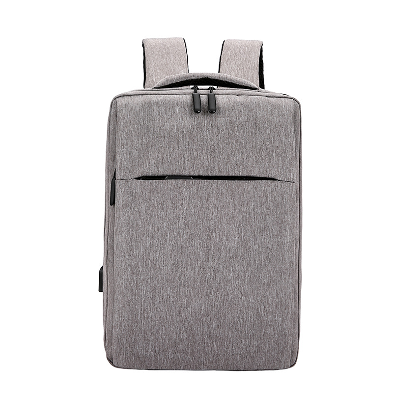 2019 JIULIN Multifunctional Male Shoulder Computer Backpack Large Capacity Waterproof USB Charging Student Bag(China)