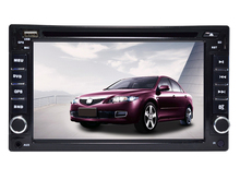 Front Big USB 2din universal Car Radio Double 2 din Car DVD Player GPS Navigation In dash Car Stereo video+Free Map+Free Camera