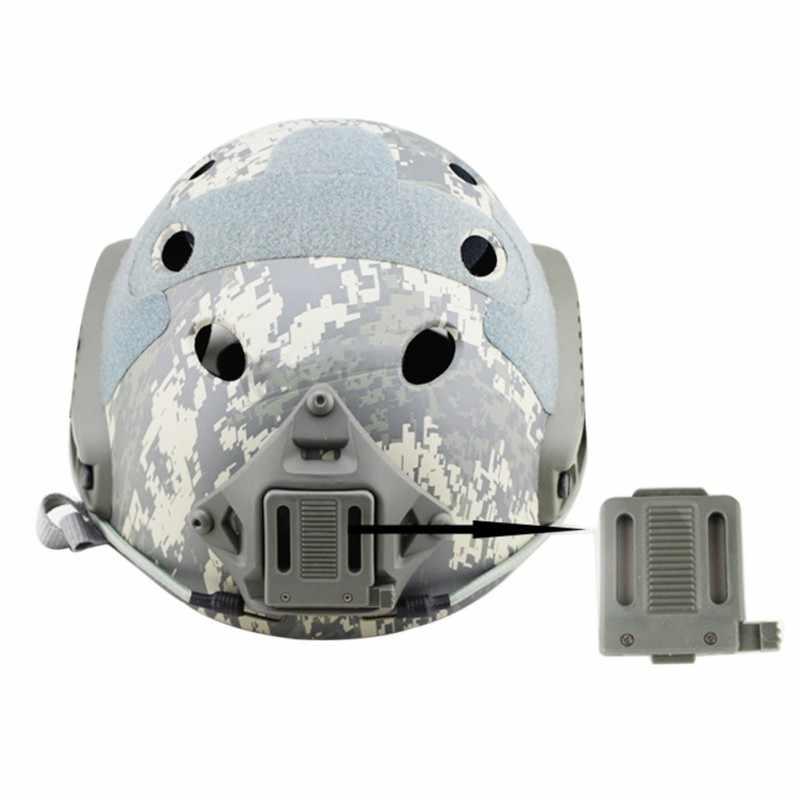 ABS военный страйкбол Пейнтбол тактический шлем аксессуары многофункциональный адаптер прибора для быстрого ретрофиттинга шлемы